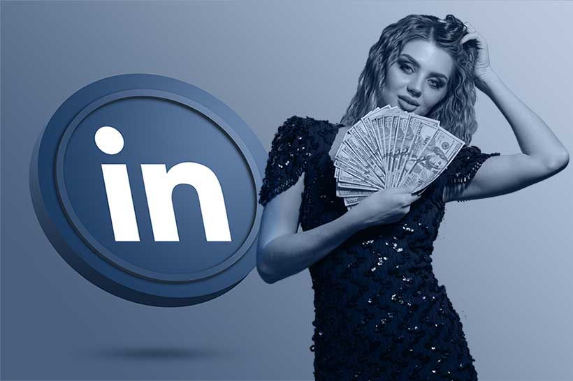 5 tips to make money with LinkedIn